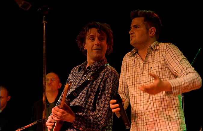 Sebastian Leppert & Andreas Hentschel live in Burgdorf
