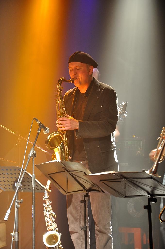 Sax Solo - Wolfgang Würriehausen